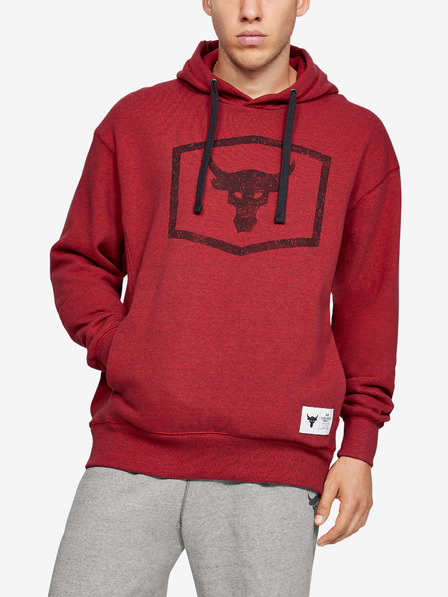 Under Armour Project Rock Warm-Up Bluza